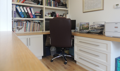 Home office designers and installers in Kent
