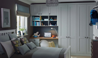 Fitted wardrobe suppliers and installers in Kent