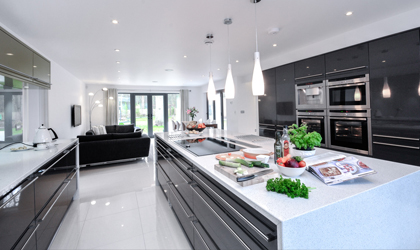 Bespoke Kitchen Ashford